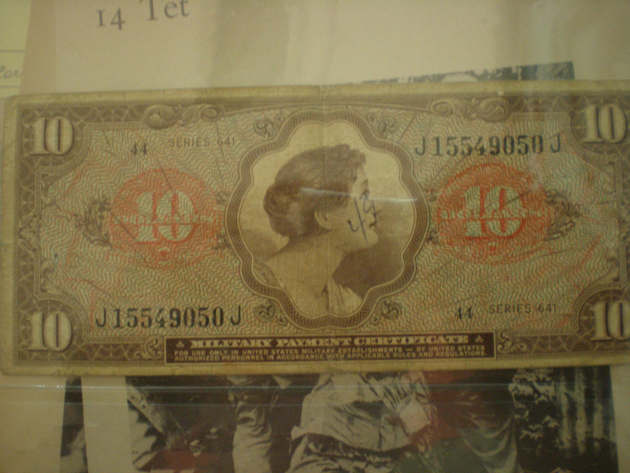 10$ 1953 BANKNOTES !NOT REAL! MALAYA /& BRITISH BORNEO 1$ 5$ !COPY